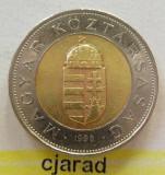 Moneda bimetal 100 Forinti - UNGARIA 1998 *cod 2314, Europa