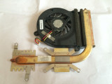COOLER VENTILATOR + HEATPIPE FUJITSU SIEMENS S7210 ORIGINAL PERFECT FUNCTIONAL