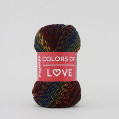 Fir crosetat si tricotat Colors of Love 8202 - Fir tricotat si crosetat
