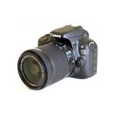 PHOTO CAMERA CANON 100D KIT EFS 18-55IS - DSLR Olympus
