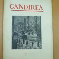 Gandirea An VII Numarul 2 1927 Marius Bunescu Petre Yorgulescu - Ior - Revista culturale