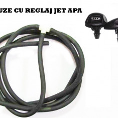 Kit duze stropgel cu reglaj jet compatibile Dacia - Diuza stergator parbriz