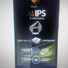 Allview Viper V1S - Telefon Allview, Alb, 16GB, Neblocat, Dual SIM, Quad core