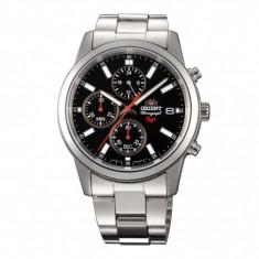 Ceas original Orient FKU00002B0 nou cu factura/garantie - Ceas barbatesc Orient, Casual, Quartz, Inox, Cronograf