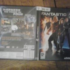 Joc PC - Fanstastic 4 ( GameLand ), Actiune, 12+