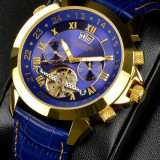 Calvaneo 1583 Astonia Luxury Blue Gold - Ceas barbatesc Calvaneo, Lux - elegant, Mecanic-Automatic