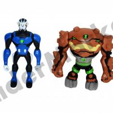 Ben 10 - set doua figurine Omniverse 7 cu proiectie 0847a-5 - Figurina Desene animate