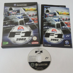 Joc consola Nintendo Gamecube - F1 2002, Sporturi, Toate varstele, Single player