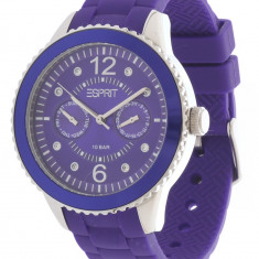 Esprit ES105332006 - Ceas dama Esprit, Fashion, Quartz, Otel, Silicon, Analog