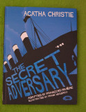 Carte benzi desenate in limba engleza: The Secret Adversary, de Agatha Christie, Agatha Christie