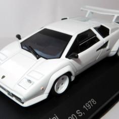 WHITEBOX Lamborghini Countach LP400S 1978 1:43 - Macheta auto Alta