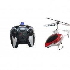 ELICOPTER cu Telecomanda R/C Metal. Gyro. 35 cm, Acumulator 220 mAh, 10 m. V-MAX - Elicopter de jucarie