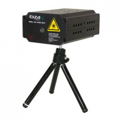 LASER DISCO FIREFLY 130MW ROSU / VERDE - Laser lumini club