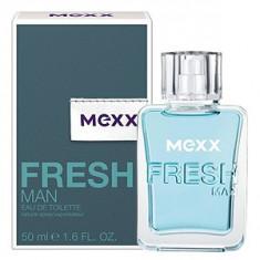 Mexx Fresh Man EDT 50 ml pentru barbati - Parfum barbati Mexx, Apa de toaleta