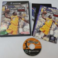 Joc consola Nintendo Gamecube - NBA Courtside 2002, Sporturi, Toate varstele, Single player