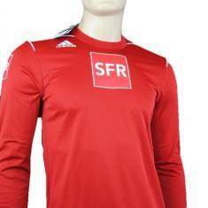 Tricou Adidas France-produs original-ultimele bucati - Echipament fotbal Adidas, Tricou fotbal