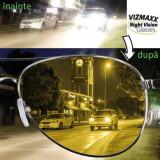 Ochelari de condus noaptea HD Night View, Unisex