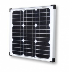 Panou Solar Fotovoltaic Monocristalin 30 W