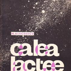 M. Alecsescu - Calea Lactee - 30735 - Certificare