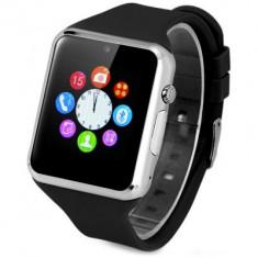 Ceas Smartwatch BT Functie Telefon SIM Video/Foto Touch Screen Android