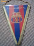 fanion BARCELONA CLUB DE FOTBAL FC DE COLECTIE SPANIA ESPANA Sport fan hobby