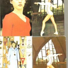 Carti postale Nadia Comaneci - Carte postala tematica, Necirculata, Fotografie