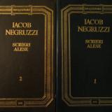 IACOB NEGRUZZI SCRIERI ALESE 2VOL - Roman