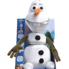 Jucarie interactiva Talking Olaf, Disney Frozen - OKAZIE