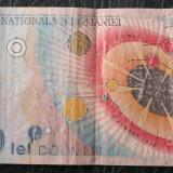 ROMANIA 2000 LEI 1999 eclipsa sr 1168758 ** - Bancnota romaneasca