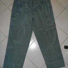 Pantaloni de stofa, marime XXL, marimea 58, pentru barbati, subtiri, lejeri - Pantaloni barbati, Culoare: Gri, 2XL, Lungi, Poliester