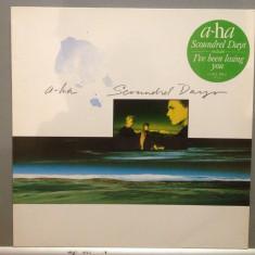 A - ha - Scoundrel Days (1986 /Warner Rec / RFG ) - Vinil/Vinyl/Pop/Impecabil