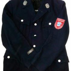 Veston - uniforma de gala - pompier german bavarez