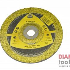 DISC SLEFUIRE METAL 180X6