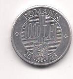 No(4) moneda- ROMANIA-10000 Lei 2003