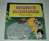 Prietenii animalelor Adrian Andronic album revista benzi desenate romanesti