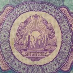Bancnota 100 lei - Romania 1966 - Bancnota romaneasca