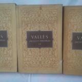 VALLES - JACQUES VINGTRAS (3 VOL.)
