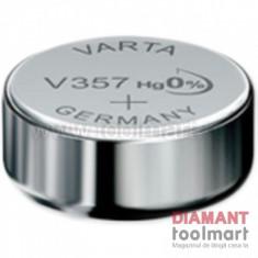 BATERIE V 357 CEAS VARTA - AG13 // 245710 - Baterie ceas