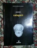 Categorii  / Aristotel editie trilingva romana greaca latina