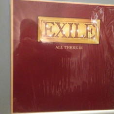 Exile - All There Is (1979 / EMI Rec / RFG) - Vinil/Vinyl/Impecabil - Muzica Pop emi records