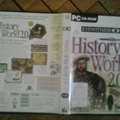 PC CD-ROM - History of the World 2.0 (GameLand )