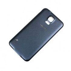 Capac Samsung S5 copy AA negru G900 G900F carcasa baterie