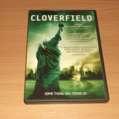 Cloverfield - Film SF, DVD, Romana