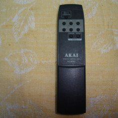 Telecomanda Akai RC-W357 sistem audio - Telecomanda aparatura audio