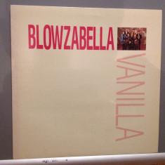 BLOWZABELLA (Irish dance Music) - VANILLA (1990/ TOPIC Rec / FRANCE) - Vinil - Muzica Ambientala Columbia