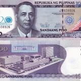 FILIPINE 100 piso 2013 COMEMORATIVA UNC!!! - bancnota asia