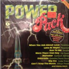 Power Pack - selectii cu:Blondie,Zappa,Smokie..(1980/ K-TEL REC / RFG) - Vinil, ariola