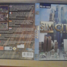 Joc PC - Sim City 3000 (GameLand ) - Jocuri PC Electronic Arts, Simulatoare, 12+, Single player