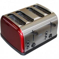 Prajitor paine 4 felii Toaster paine 1600 W, marca AFK (Germania) - Prajitor de paine