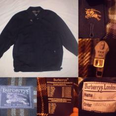 Geaca BURBERRYS LONDON (M) casual jacheta burberry MADE IN ENGLAND - Geaca barbati, Marime: M, Culoare: Din imagine